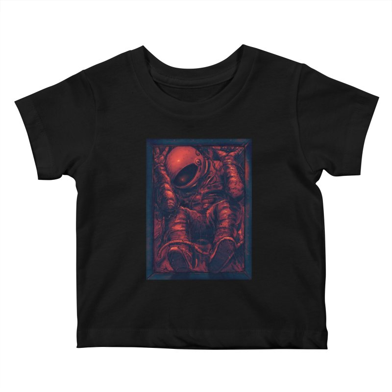 Trapped Kids Baby T-Shirt by nicebleed