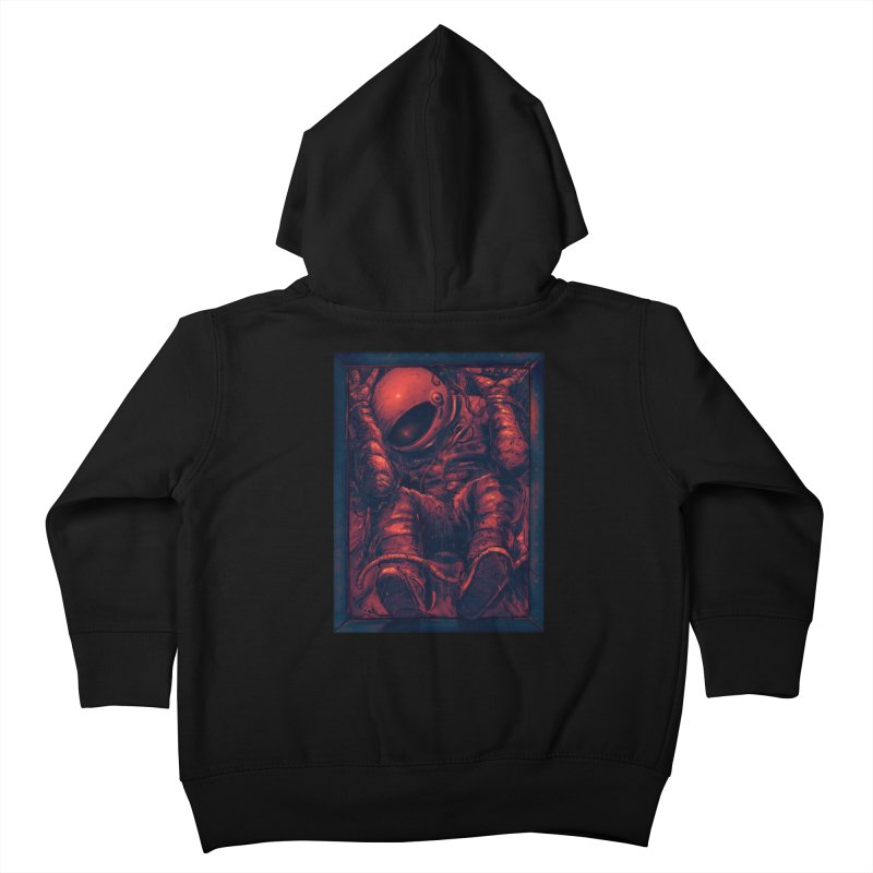 Trapped Kids Toddler Zip-Up Hoody by nicebleed