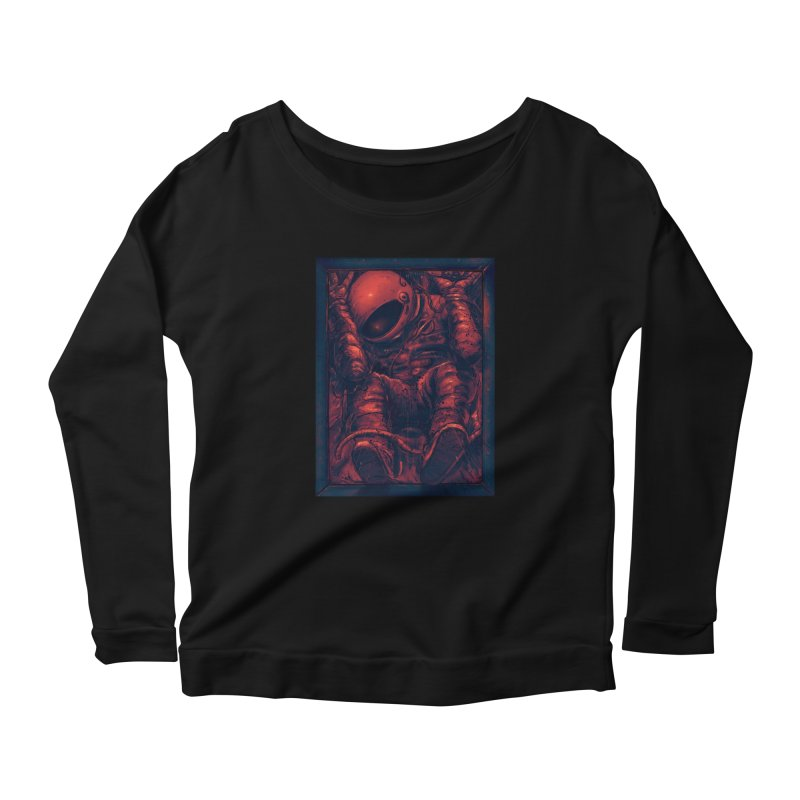Trapped Women's Scoop Neck Longsleeve T-Shirt by nicebleed