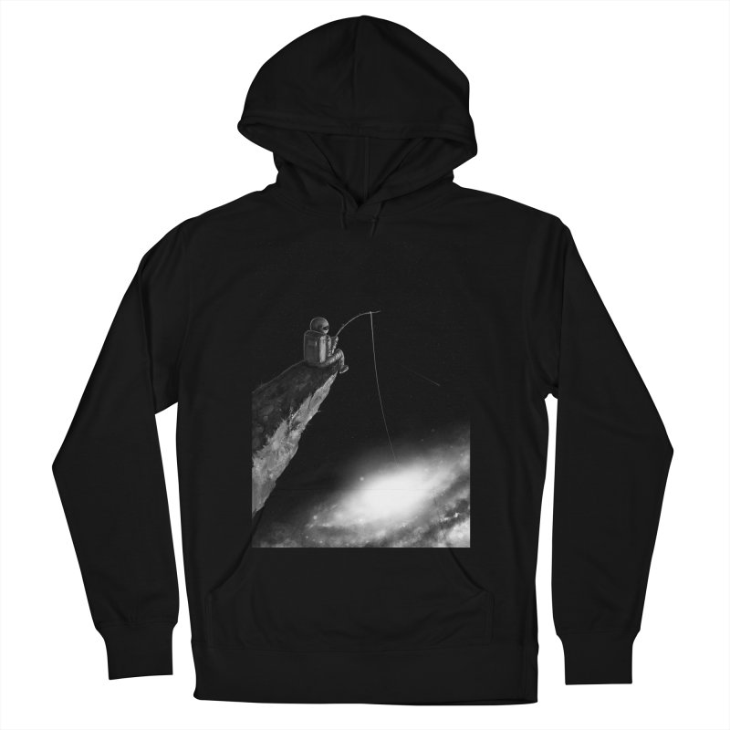 Star Fishing Women's French Terry Pullover Hoody by nicebleed