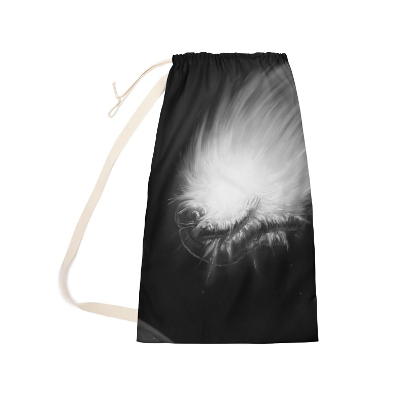 Asteroid Blast Accessories Laundry Bag Bag by nicebleed