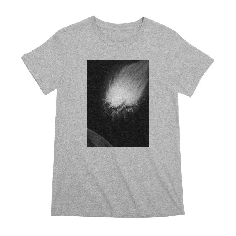 Asteroid Blast Women's Premium T-Shirt by nicebleed