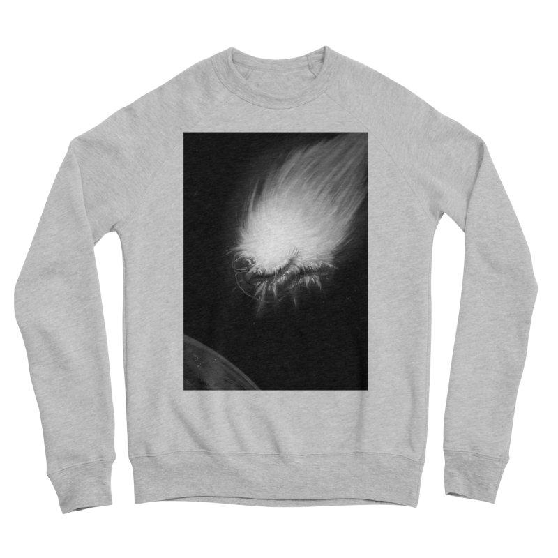 Asteroid Blast Men's Sponge Fleece Sweatshirt by nicebleed
