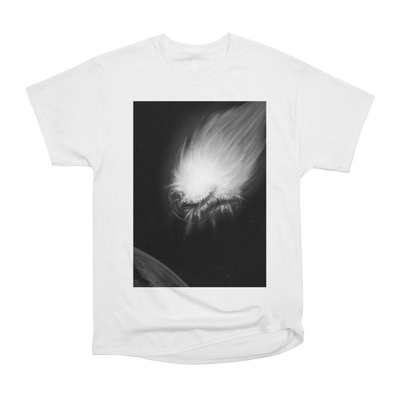 Asteroid Blast Men's Heavyweight T-Shirt by nicebleed