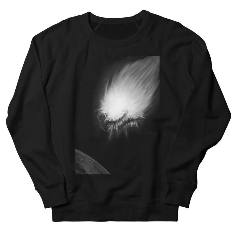 Asteroid Blast Women's French Terry Sweatshirt by nicebleed