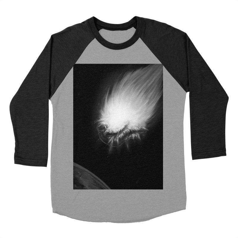 Asteroid Blast Women's Baseball Triblend Longsleeve T-Shirt by nicebleed
