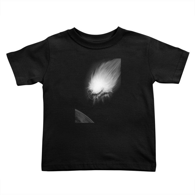 Asteroid Blast Kids Toddler T-Shirt by nicebleed