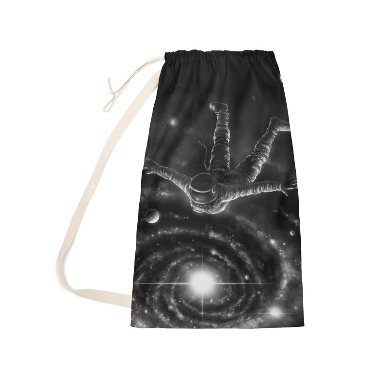 Space Diving II Accessories Laundry Bag Bag by nicebleed