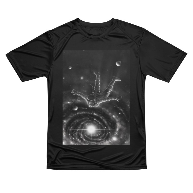 Space Diving II Men's Performance T-Shirt by nicebleed