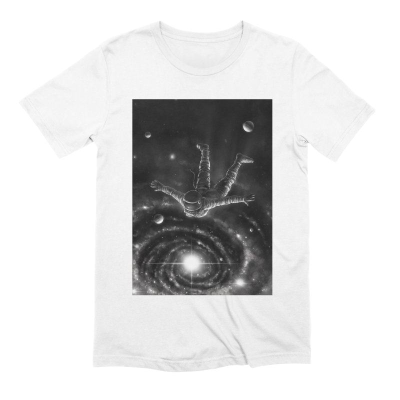 Space Diving II Men's Extra Soft T-Shirt by nicebleed