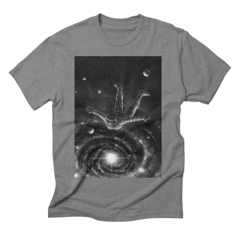 Space Diving II Men's Triblend T-Shirt by nicebleed
