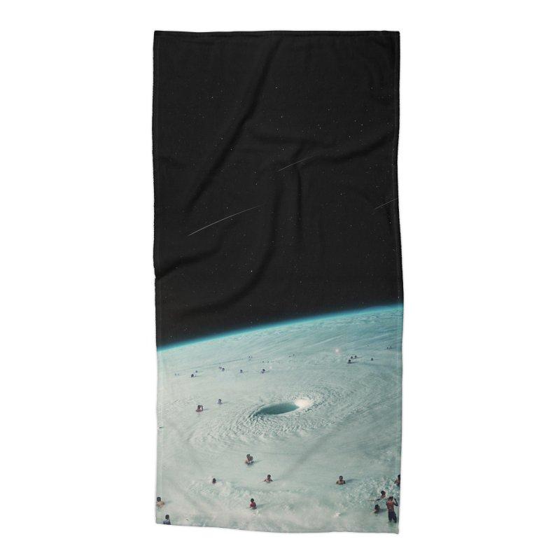 Hurricane Bath Accessories Beach Towel by nicebleed