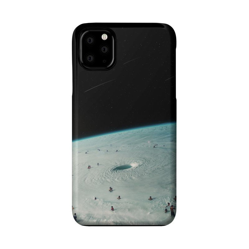 Hurricane Bath Accessories Phone Case by nicebleed