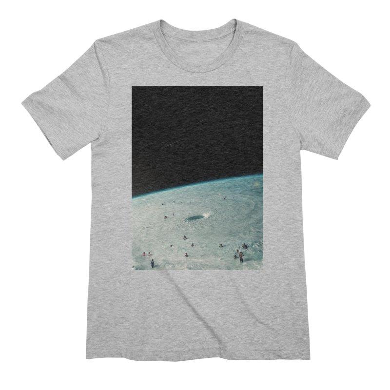 Hurricane Bath Men's Extra Soft T-Shirt by nicebleed