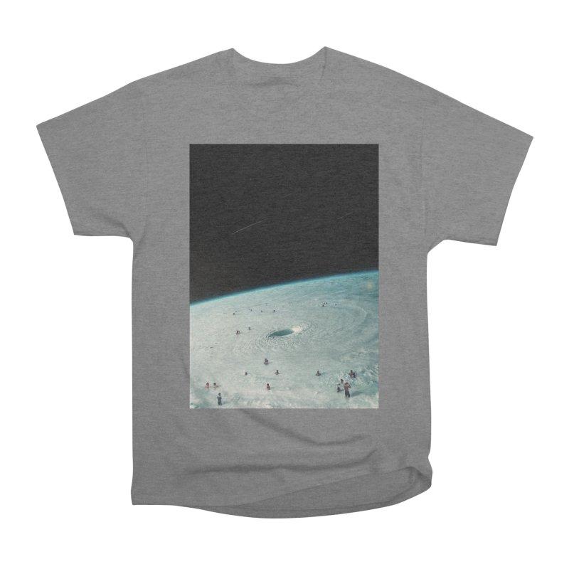 Hurricane Bath Men's Heavyweight T-Shirt by nicebleed