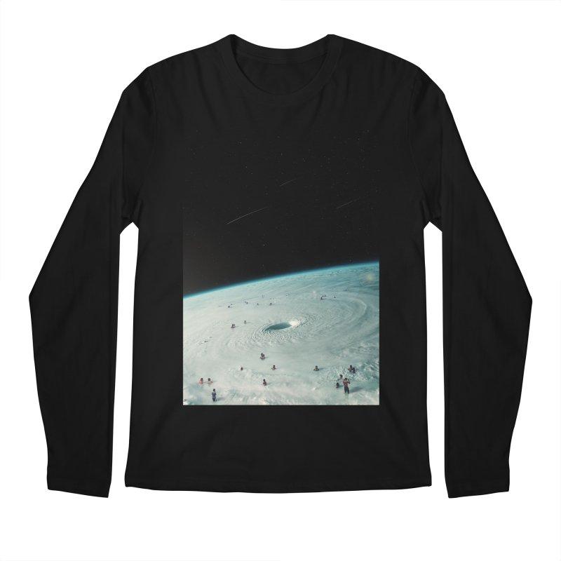 Hurricane Bath Men's Regular Longsleeve T-Shirt by nicebleed