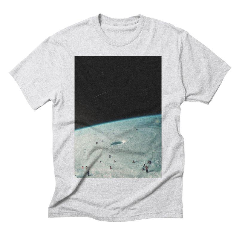 Hurricane Bath Men's Triblend T-Shirt by nicebleed