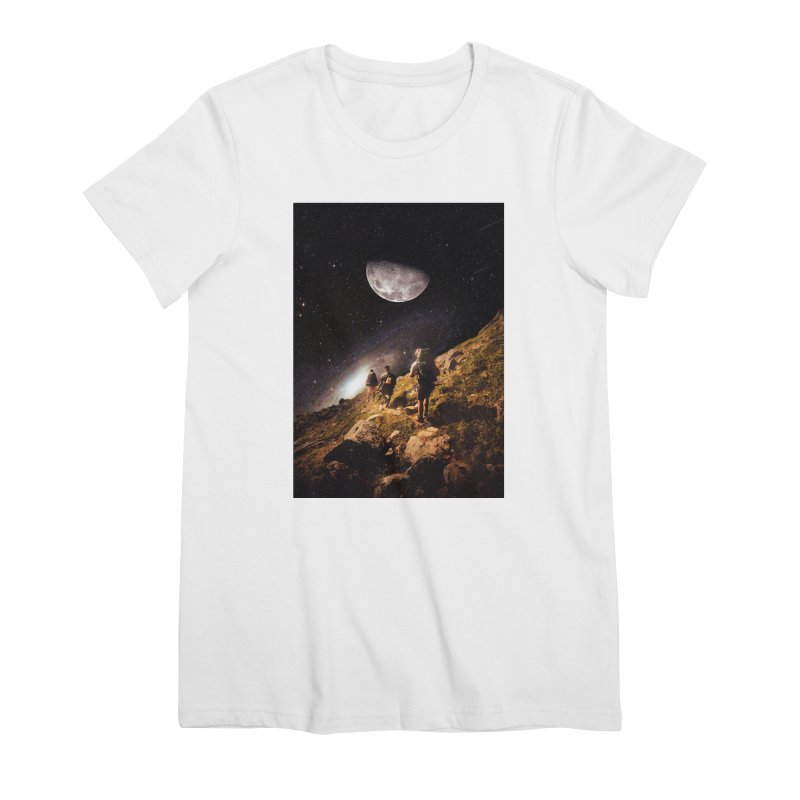 Traverse Women's Premium T-Shirt by nicebleed