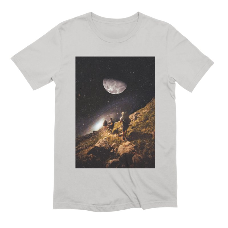 Traverse Men's Extra Soft T-Shirt by nicebleed