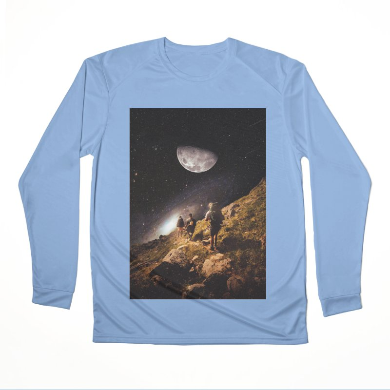Traverse Women's Performance Unisex Longsleeve T-Shirt by nicebleed