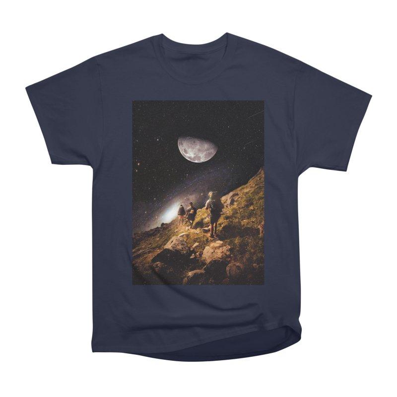 Traverse Men's Heavyweight T-Shirt by nicebleed