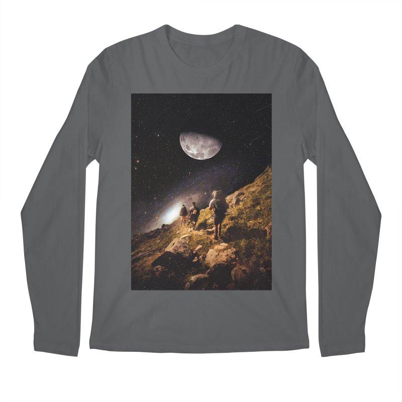 Traverse Men's Regular Longsleeve T-Shirt by nicebleed