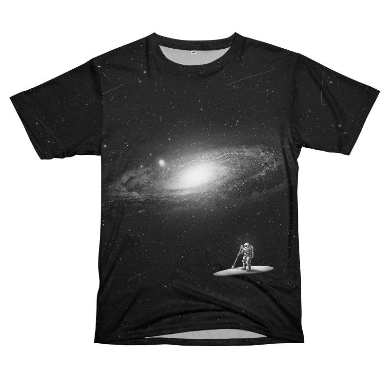 Drifter Women's Unisex T-Shirt Cut & Sew by nicebleed
