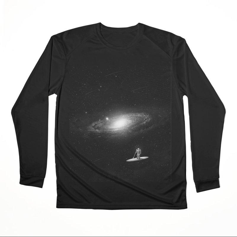 Drifter Men's Performance Longsleeve T-Shirt by nicebleed
