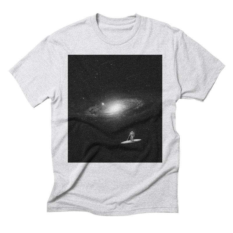 Drifter Men's Triblend T-Shirt by nicebleed