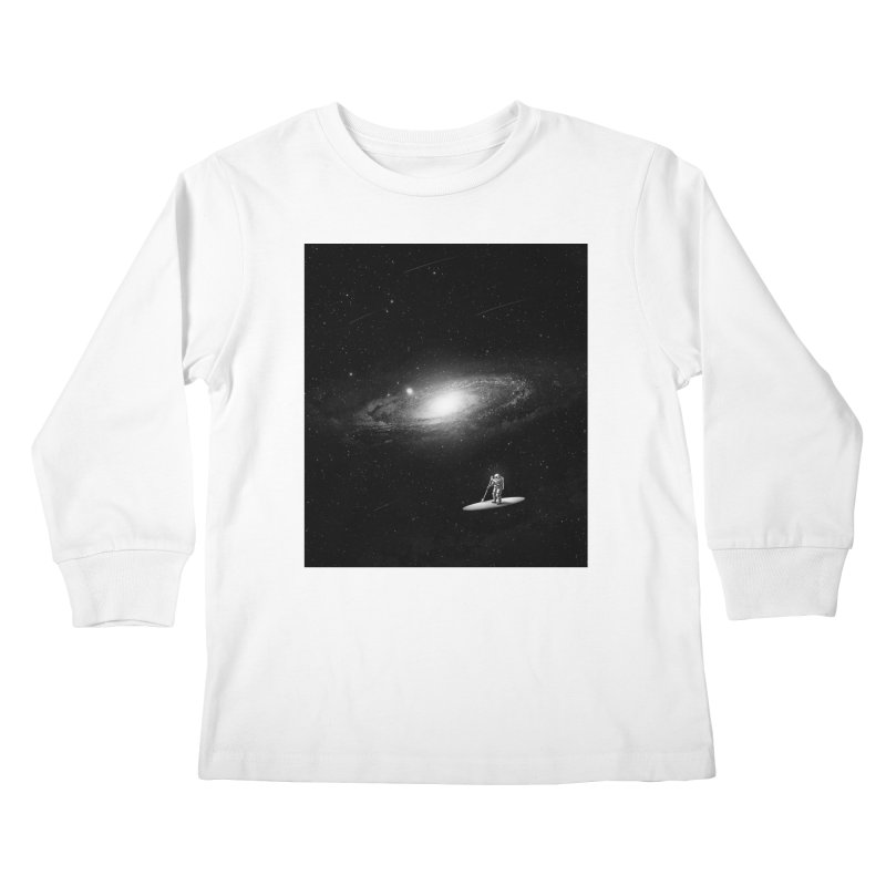 Drifter Kids Longsleeve T-Shirt by nicebleed