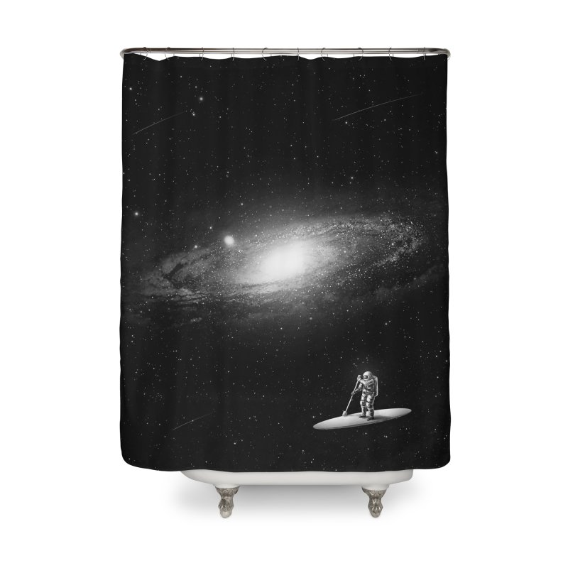 Drifter Home Shower Curtain by nicebleed