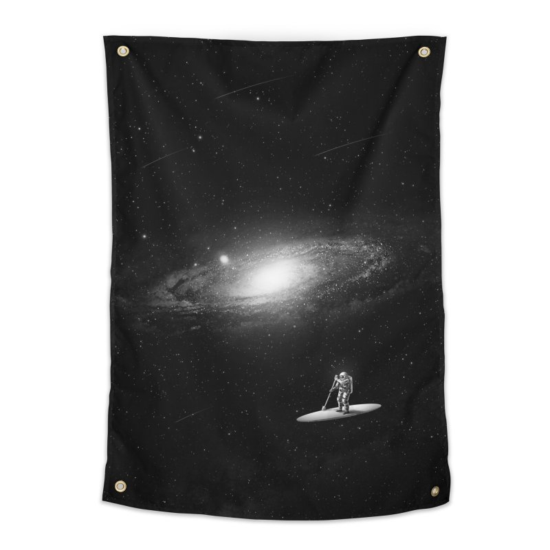 Drifter Home Tapestry by nicebleed