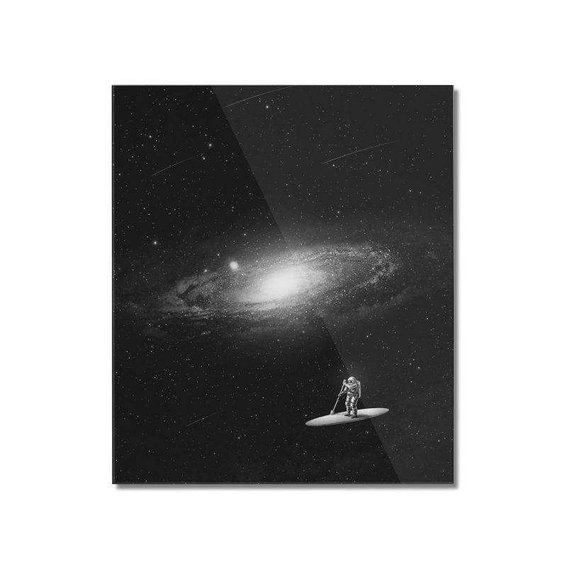 Drifter Home Mounted Acrylic Print by nicebleed