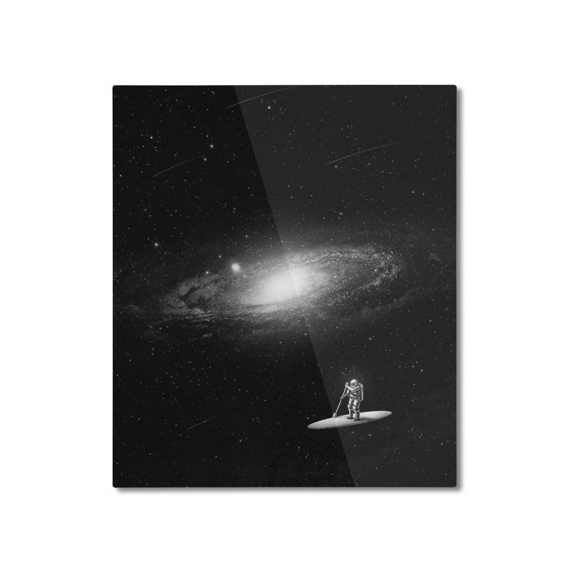 Drifter Home Mounted Aluminum Print by nicebleed