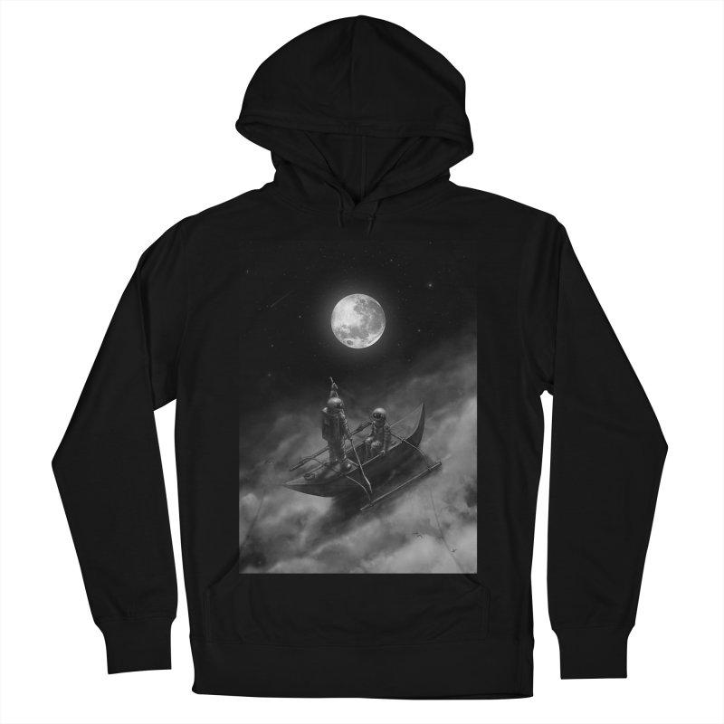 Anywhere With You Women's French Terry Pullover Hoody by nicebleed