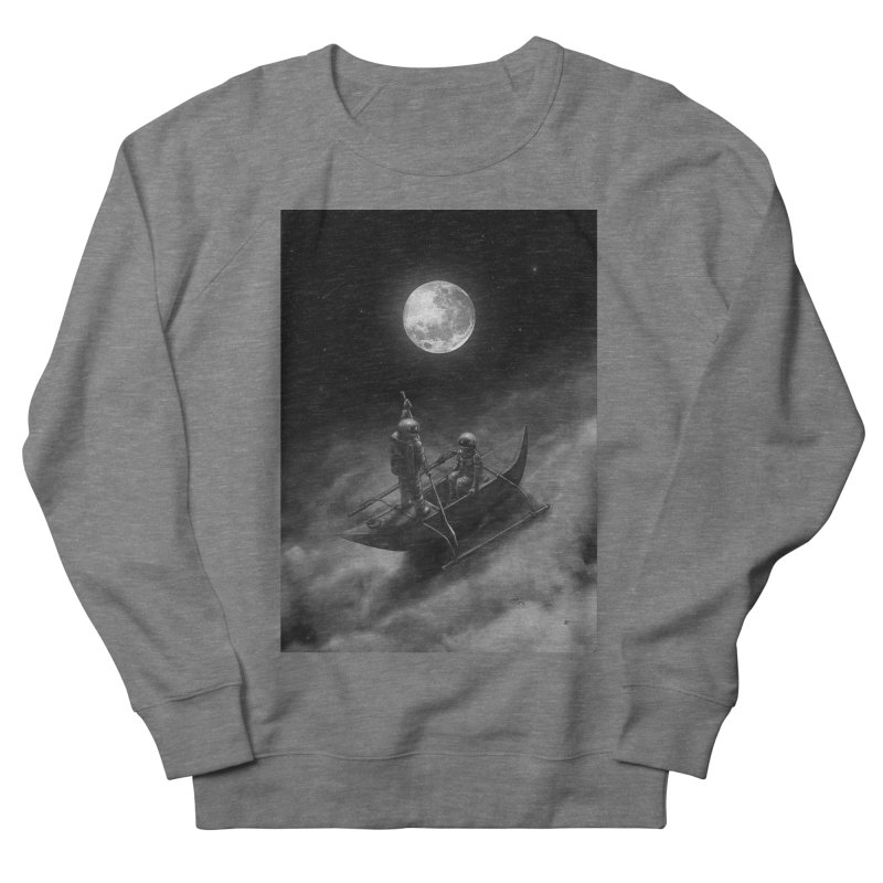 Anywhere With You Men's French Terry Sweatshirt by nicebleed