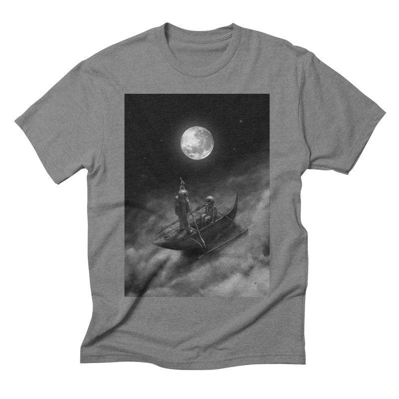 Anywhere With You Men's Triblend T-Shirt by nicebleed