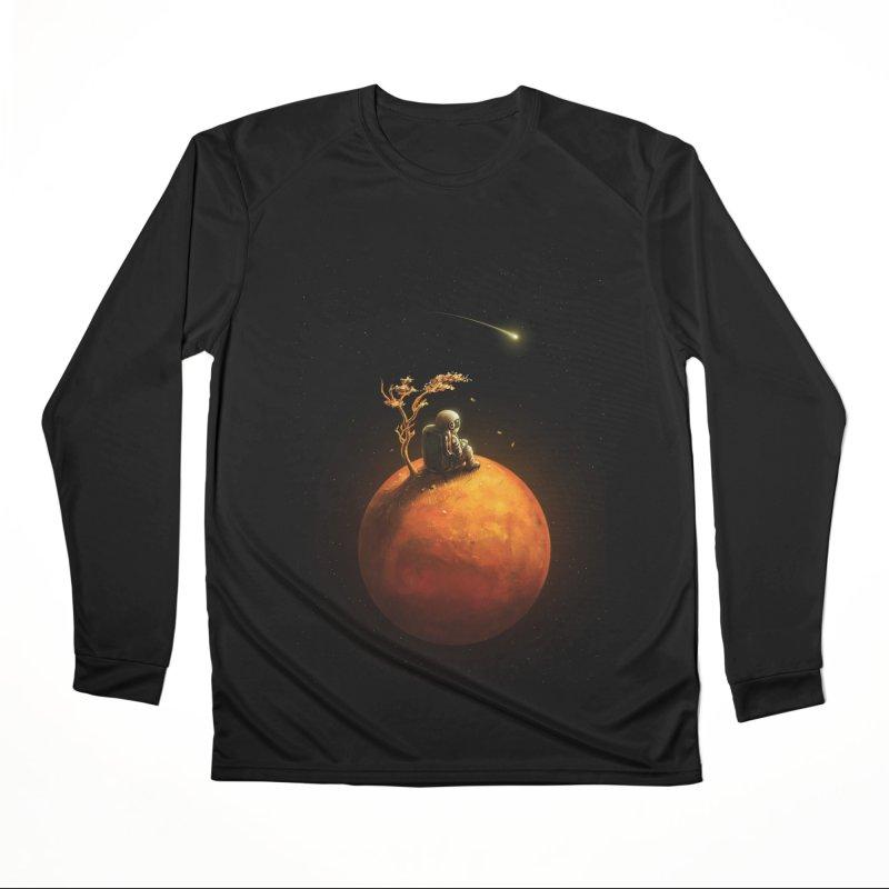 Stranded Women's Performance Unisex Longsleeve T-Shirt by nicebleed