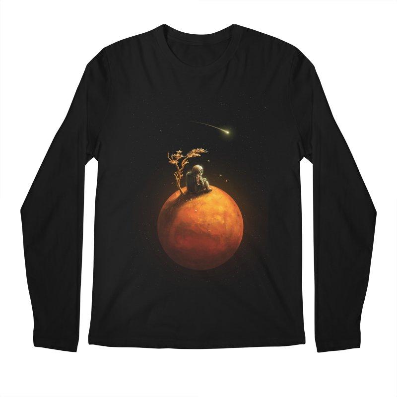 Stranded Men's Regular Longsleeve T-Shirt by nicebleed