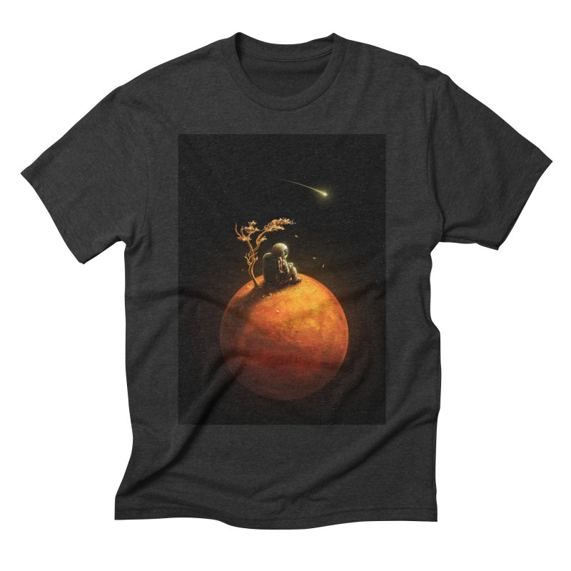 Stranded Men's Triblend T-Shirt by nicebleed