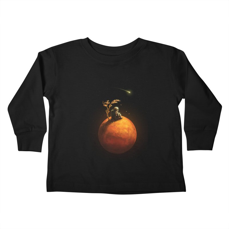 Stranded Kids Toddler Longsleeve T-Shirt by nicebleed