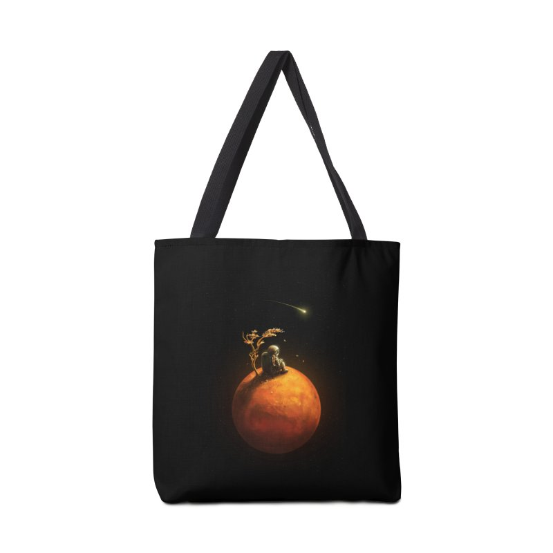 Stranded Accessories Tote Bag Bag by nicebleed