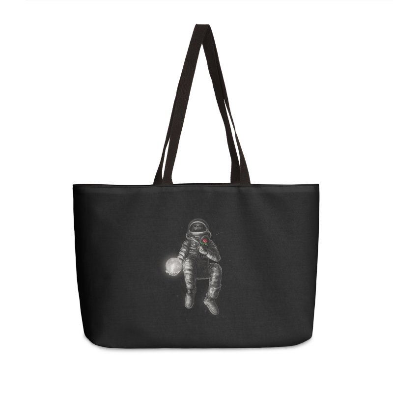 Moon and Back Accessories Weekender Bag Bag by nicebleed