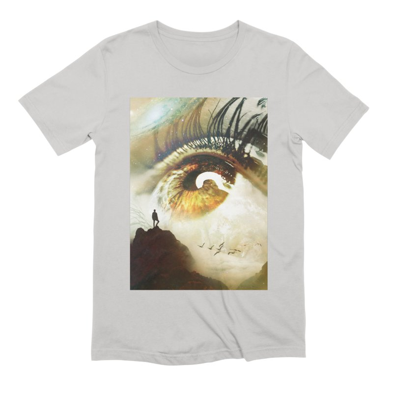 Vision Men's Extra Soft T-Shirt by nicebleed