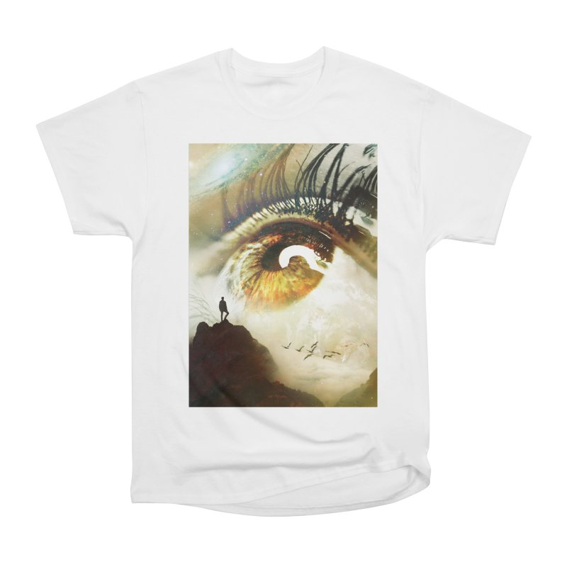 Vision Women's Heavyweight Unisex T-Shirt by nicebleed