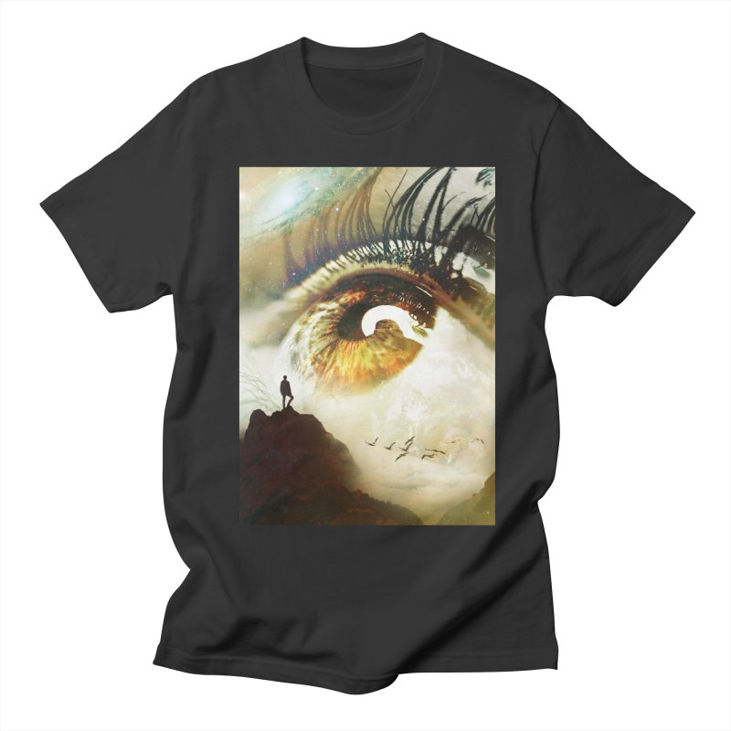 Vision Men's Regular T-Shirt by nicebleed