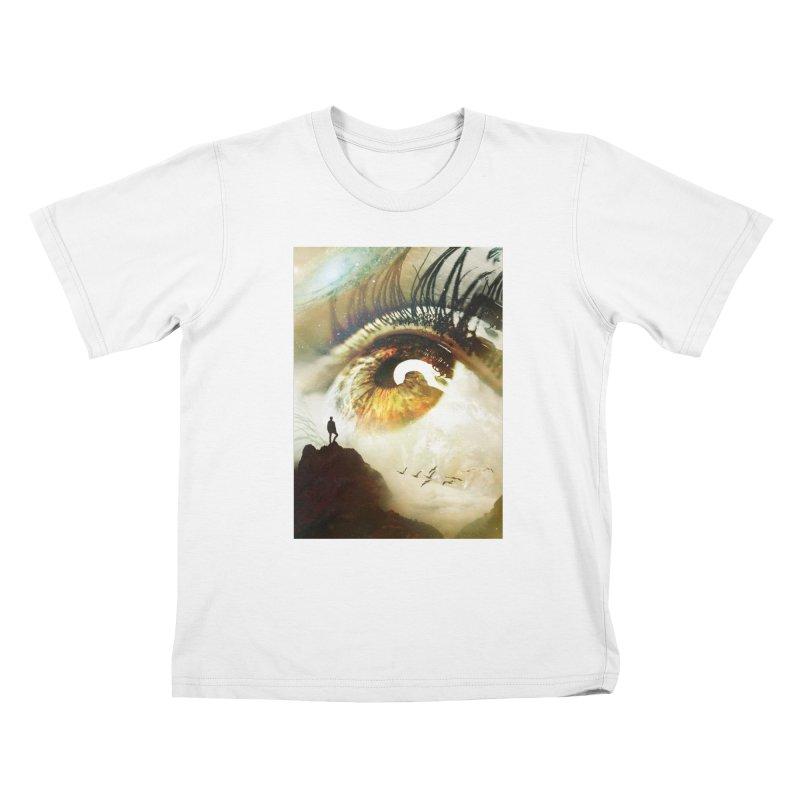 Vision Kids T-Shirt by nicebleed