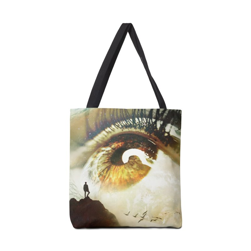 Vision Accessories Tote Bag Bag by nicebleed