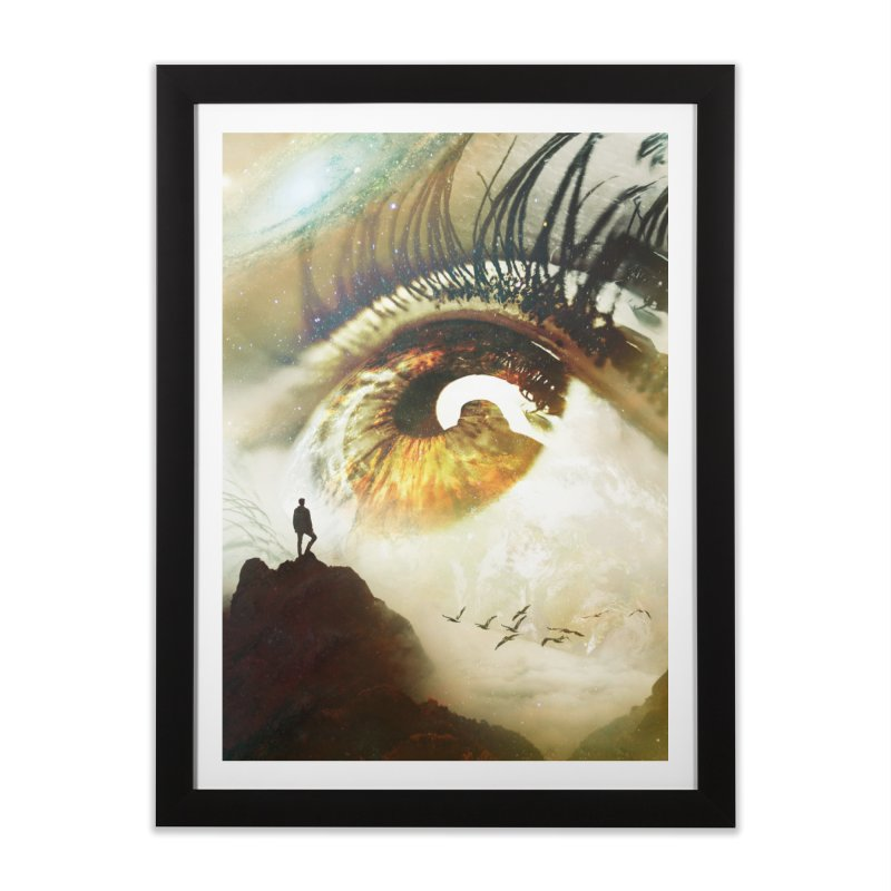 Vision Home Framed Fine Art Print by nicebleed