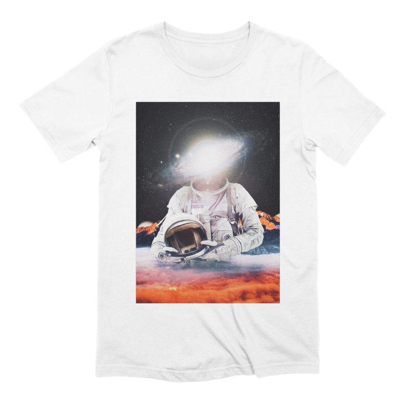 Mr. Galaxy Men's Extra Soft T-Shirt by nicebleed